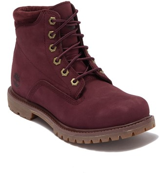 Timberland Waterville Waterproof Leather Boot