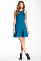 Cynthia Rowley 771000 Sleeveless Jewel A-Line Cocktail Dress
