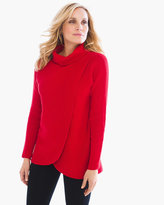 Chico's Wrap-Front Sweater