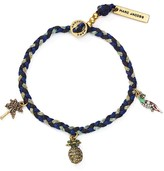 Marc Jacobs Pineapple Friendship Cord Bracelet
