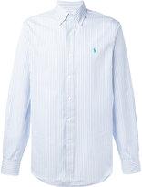 Polo Ralph Lauren pastel striped shirt - men - Cotton - 15