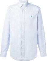 Polo Ralph Lauren pastel striped shirt