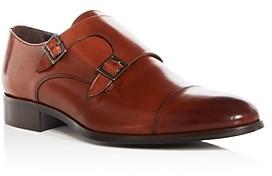 To Boot Men's Bankston Leather Monk-Strap Oxfords