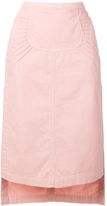 No.21 Side Slit Skirt