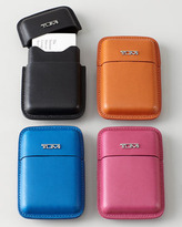 Tumi Structured Business Card Case