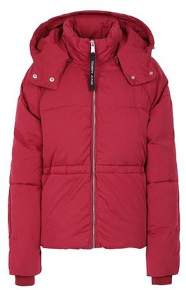 Tommy Jeans Synthetic Down Jacket