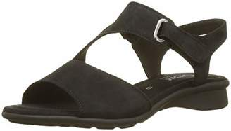 Gabor Women's 86.063 Open Toe Sandals, Blue (Night Blue 46)