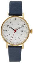 Frank & Oak Void Watch - V03D in Blue - Online Exclusive