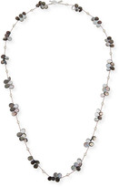 """Mother of Pearl Margo Morrison Pearl, Abalone & Mother-of-Pearl Necklace, 35""""L"""