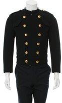 Gucci Cadet Wool Jacket