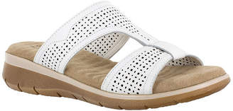 Easy Street Shoes Surry Womens Footbed Sandals