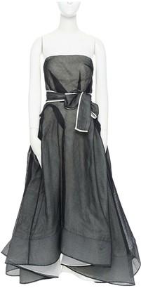 Maticevski Black Wool Dress for Women