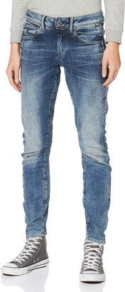 G Star Women's Arc 3D Mid Skinny Wmn Jeans