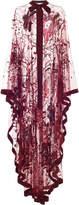 Elie Saab Bead Embroidery Kaftan