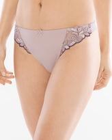 Soma Intimates Sensuous Lace Thong