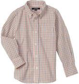 E-Land Kids Boys' Checked Woven Shirt