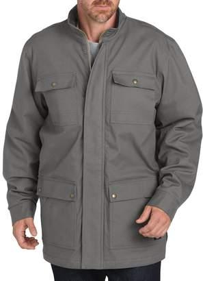 Dickies Men's Sanded Duck Flex Mobility Coat