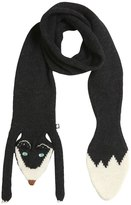 Oeuf Skunk Baby Alpaca Double Tricot Scarf