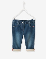 Vertbaudet Baby Girls Fleece Trousers