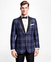 Brooks Brothers Fitzgerald Fit Windowpane Dinner Jacket