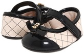 Pampili 379.331 (Infant) (Black/Nude) - Footwear