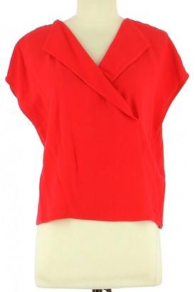 Comptoir des Cotonniers Red Top for Women