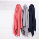 DLUX NEW Pepe soft lambswool mix baby wrap (various colours) by D)LUX