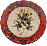 Certified International Umbria Round Platter