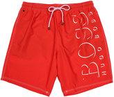 HUGO BOSS Killfish Swim Shorts 50269487-625 Bright Red