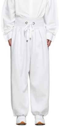 Fumito Ganryu Grey Parkour Lounge Pants