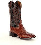 Lucchese Men's Tucker Stewart Leather Western Boots