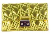 Christian Dior Anselm Reyle New Lock Clutch