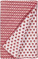 Masala Kamal Floral Moksha Reversible Quilt - Pink