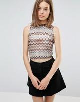 Glamorous Knit Top