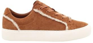 UGG Zilo Heritage UGGpure-Trimmed Suede Sneakers
