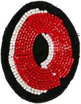 Olympia Le-Tan Alphabet patch