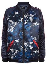 The Upside Floral Bomber Jacket