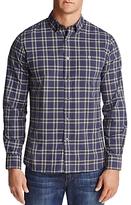 Todd Snyder Plaid Regular Fit Button-Down Shirt