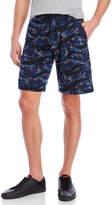 Iuter Printed Knit Shorts