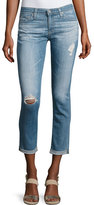 AG Adriano Goldschmied Stilt Roll-Up Cigarette Jeans