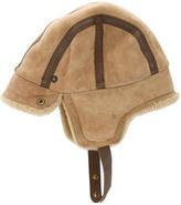 Louis Vuitton Shearling Hat