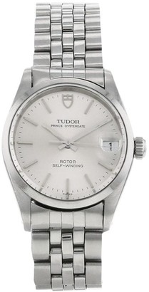 Tudor 1992 pre-owned Prince Oysterdate 31.5mm