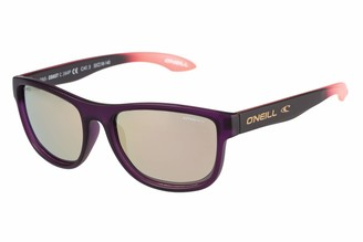 O'Neill Unisex-Adult COAST Polarized Round Sunglasses
