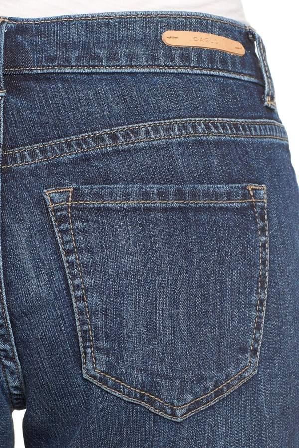 Caslon R) Boyfriend Jeans (Mirage) (Regular & Petite)