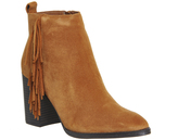 Office Jasper Fringed Boots