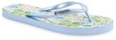 Aeropostale Floral Garden Flip-Flop