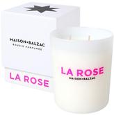 MAISON BALZAC La Rose Candle