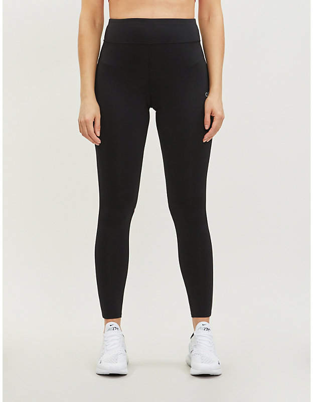 c8da87e2552716 Calvin Klein Black Leggings - ShopStyle