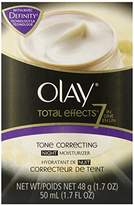 Olay Total Effects 7-In-1 Tone Correcting Night Moisturizer, 1.7 fl. Oz.