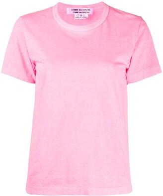 Comme des Garçons Comme des Garçons boxy fit T-shirt